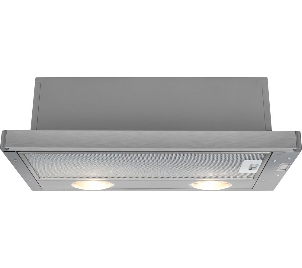 HNT61210X Telescopic Cooker Hood - Stainless Steel
