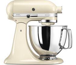 KITCHENAID Artisan 5KSM125BLT Stand Mixer - Latte Best Price, Cheapest Prices