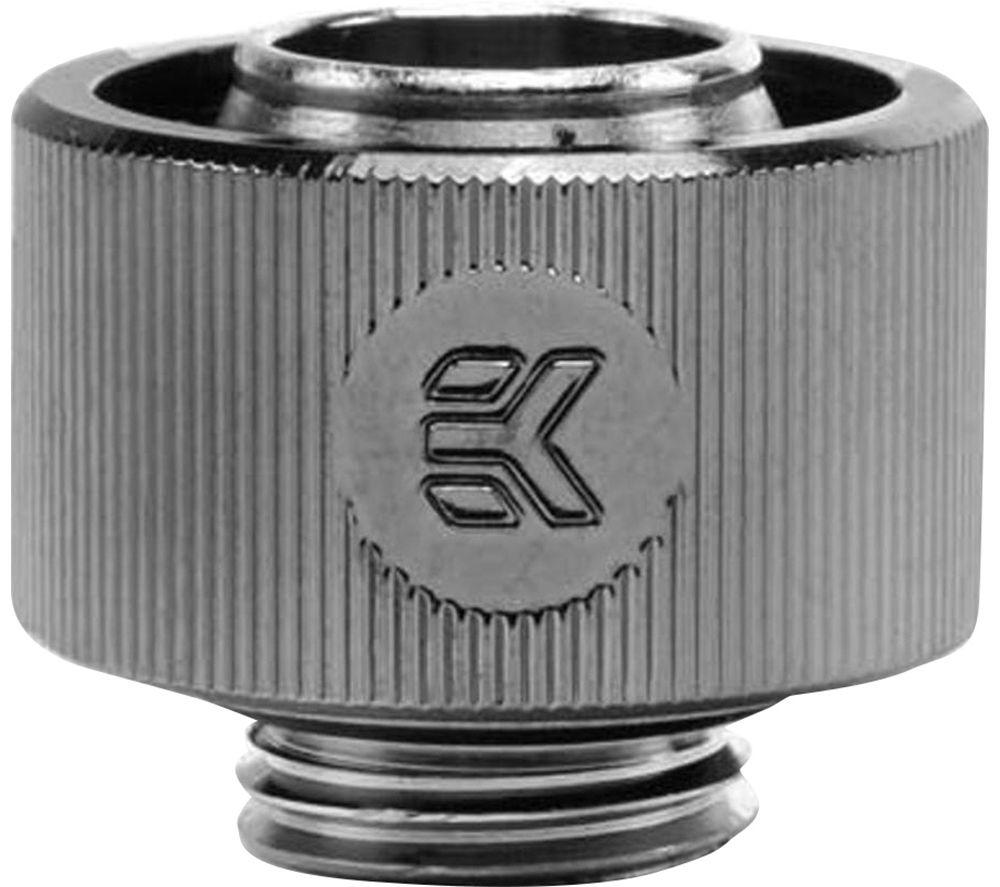 EK-ACF Fitting - 12/16 mm, Black Nickel, Black