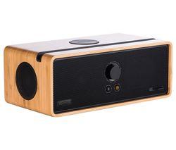 DOCK E30 O-039 Wireless Multi-room Speaker - Bamboo