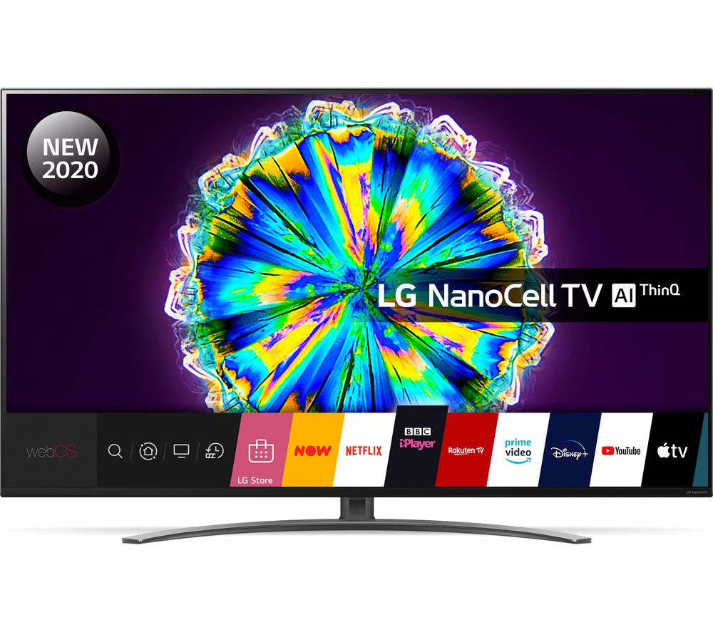 "Image of 55"" LG 55NANO866NA Smart 4K Ultra HD HDR LED TV with Google Assistant & Amazon Alexa"