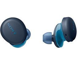 SONY WF-XB700 Wireless Bluetooth Earbuds - Blue