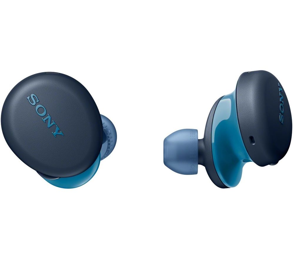 SONY WF-XB700 Wireless Bluetooth Earphones - Blue