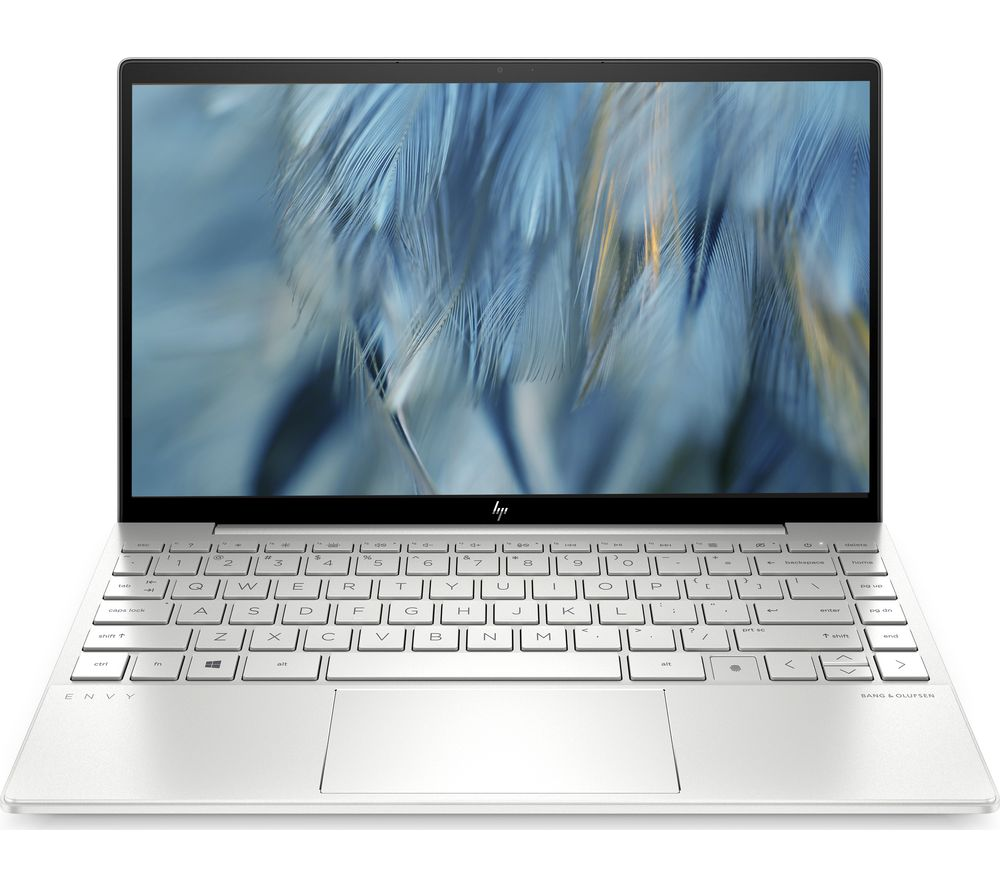 Hp Envy 13 Ba0506sa 13 3 Laptop Intel Core I7 1 Tb Ssd Silver Fast Delivery Currysie