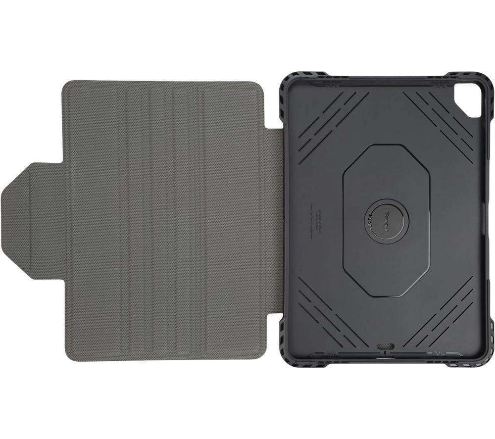 """TARGUS Pro-Tek Rotating 11"""" iPad Pro Case - Black, Black"""