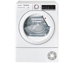 Link X Care HLX H8A2TE WiFi-enabled 8 kg Heat Pump Tumble Dryer - White