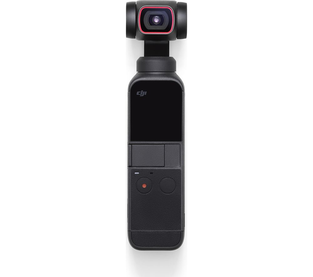 DJI Pocket 2 Camera - Black