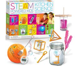 Kids Kitchen Science Kit