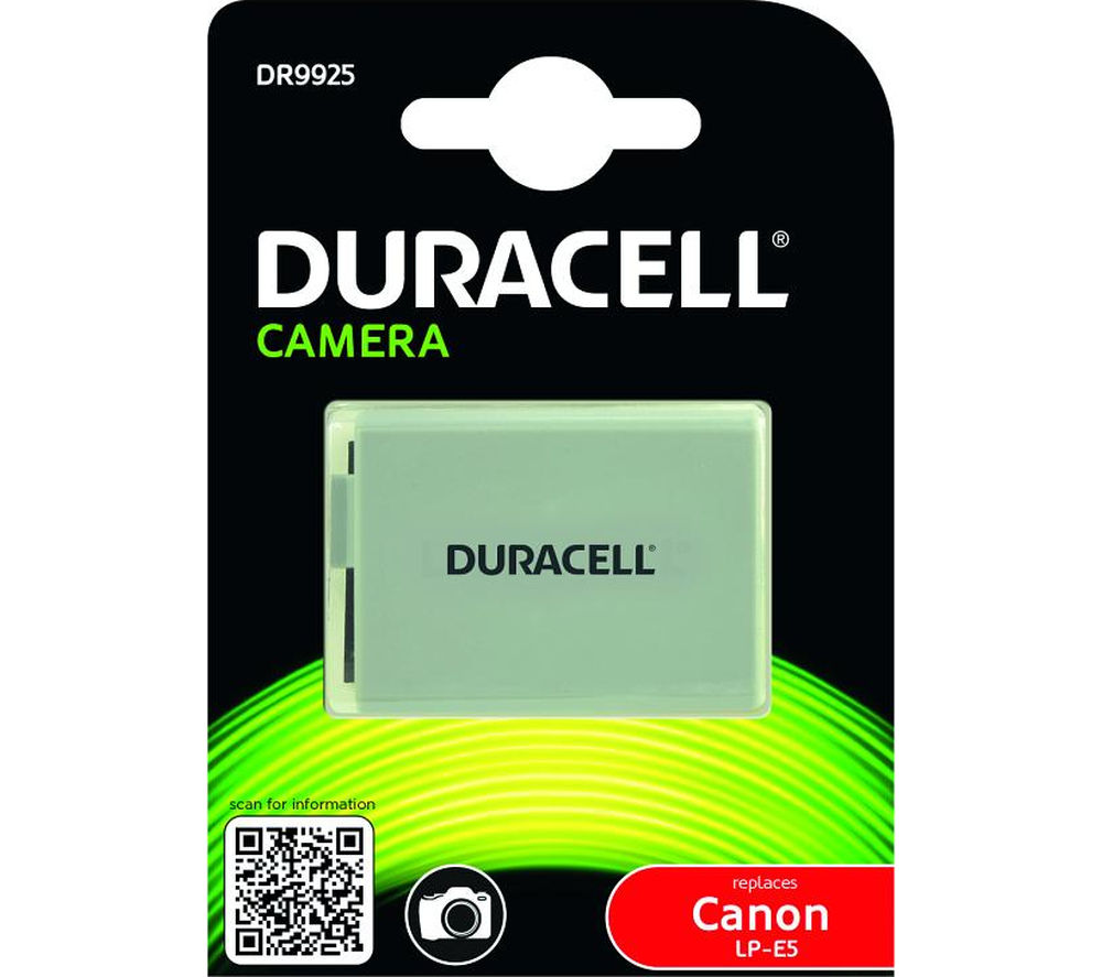 Compare retail prices of Duracell DR9925 Lithium-ion Rechargeable Camera Battery to get the best deal online