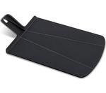 JOSEPH JOSEPH Chop2Pot Plus Large Chopping Board - Black