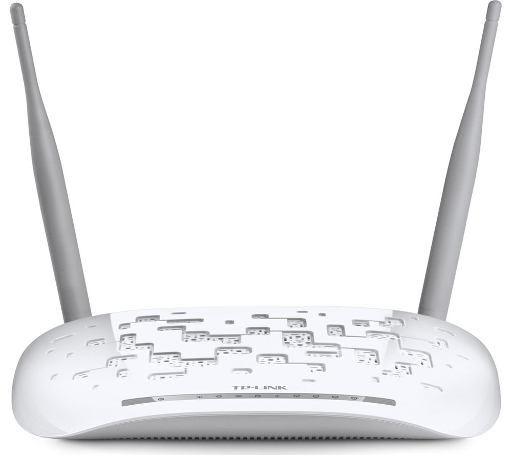 TP-LINK TD-W9970 WiFi Modem Router - N300, Single-band