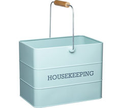 KITCHEN CRAFT Living Nostalgia Vintage Housekeeping Tin - Blue