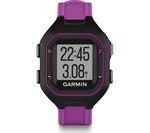 GARMIN Forerunner 25 GPS Running Watch - Small, Purple & Black