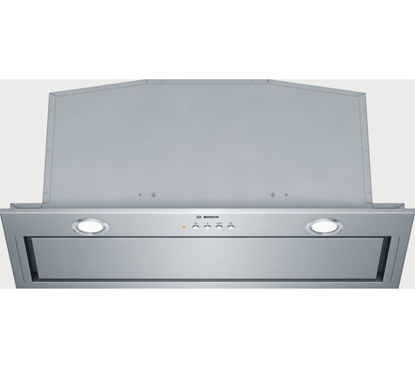 Image of BOSCH Serie 6 DHL785CGB Canopy Cooker Hood - Stainless Steel