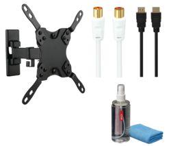LFMSKS16 Full Motion TV Bracket Starter Kit