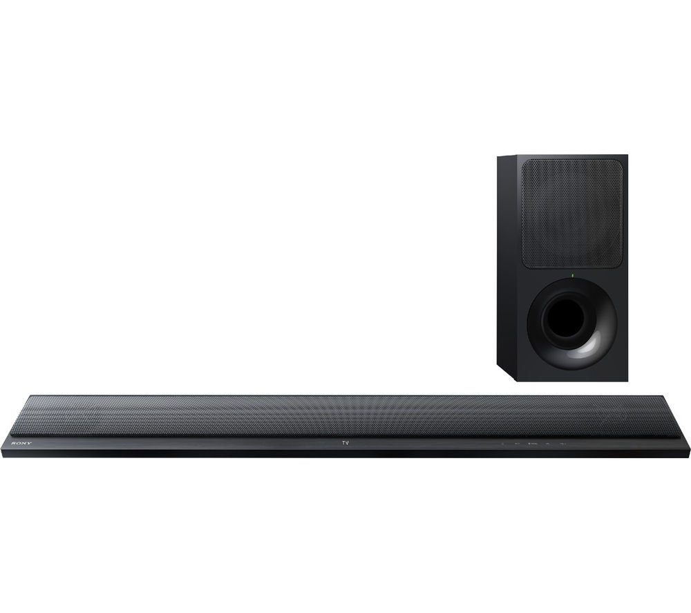 SONY HT-CT390 2.1 Wireless Sound Bar