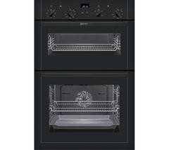 NEFF U14M42S5GB Electric Double Oven - Black
