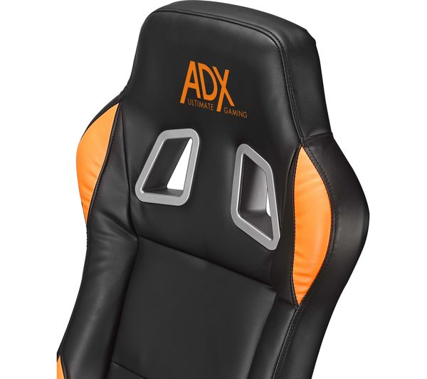 Adx Firebase C01 Gaming Chair Black Amp Orange Deals Pc