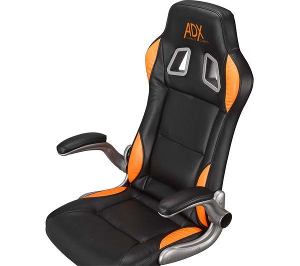 Adx Firebase C01 Gaming Chair Black Amp Orange Deals Pc