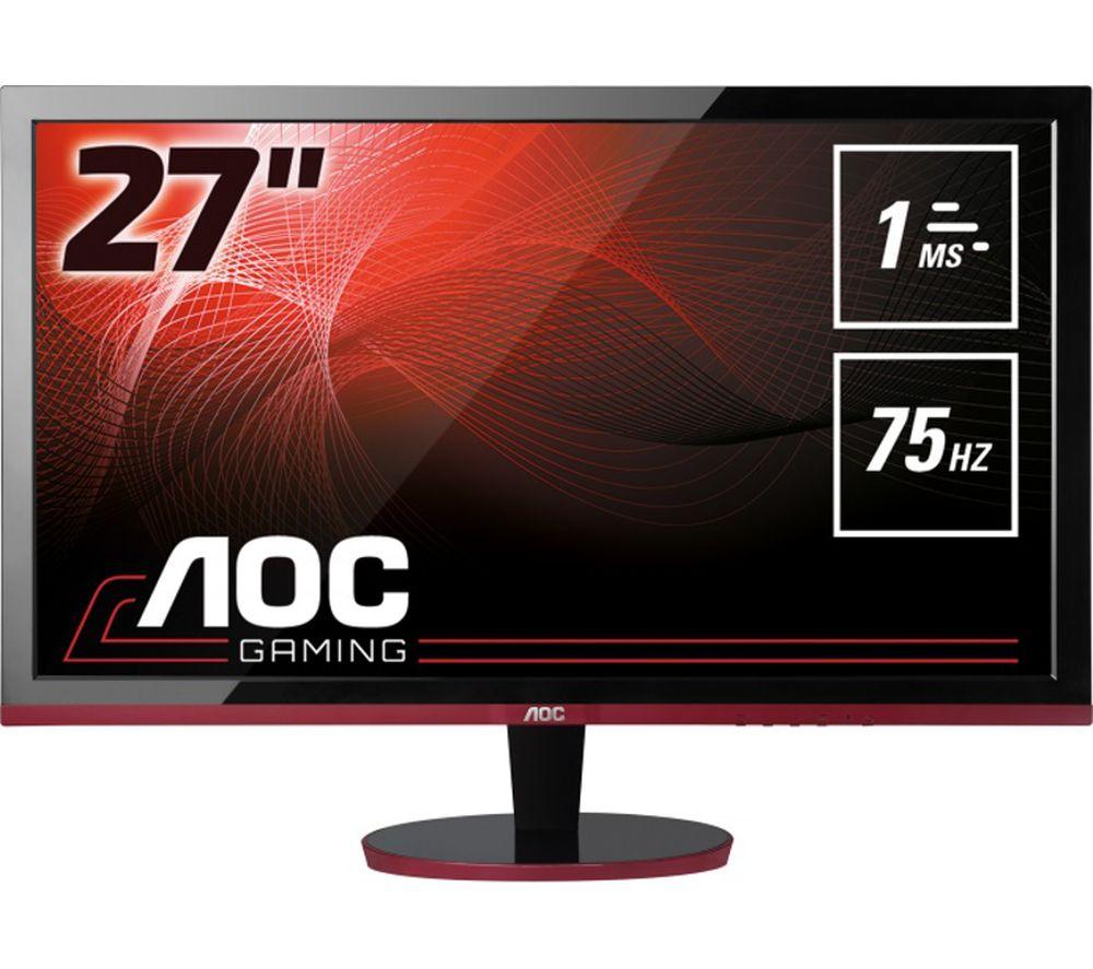 """AOC G2778Vq Full HD 27"""" LED Monitor"""