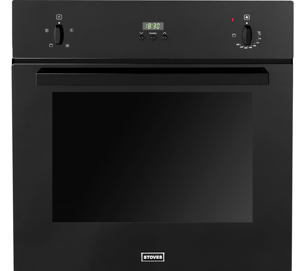 STOVES SEB600FP Electric Oven - Black