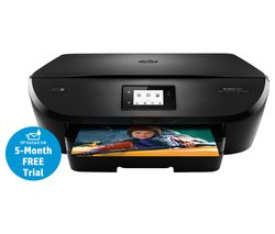 HP Envy 5544 All-in-One Wireless Inkjet Printer