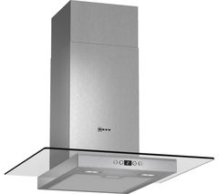 NEFF D86EH52N0B Chimney Cooker Hood - Stainless Steel