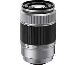 FUJIFILM XC 50-230 mm f/4.5-6.7 Telephoto Zoom Lens