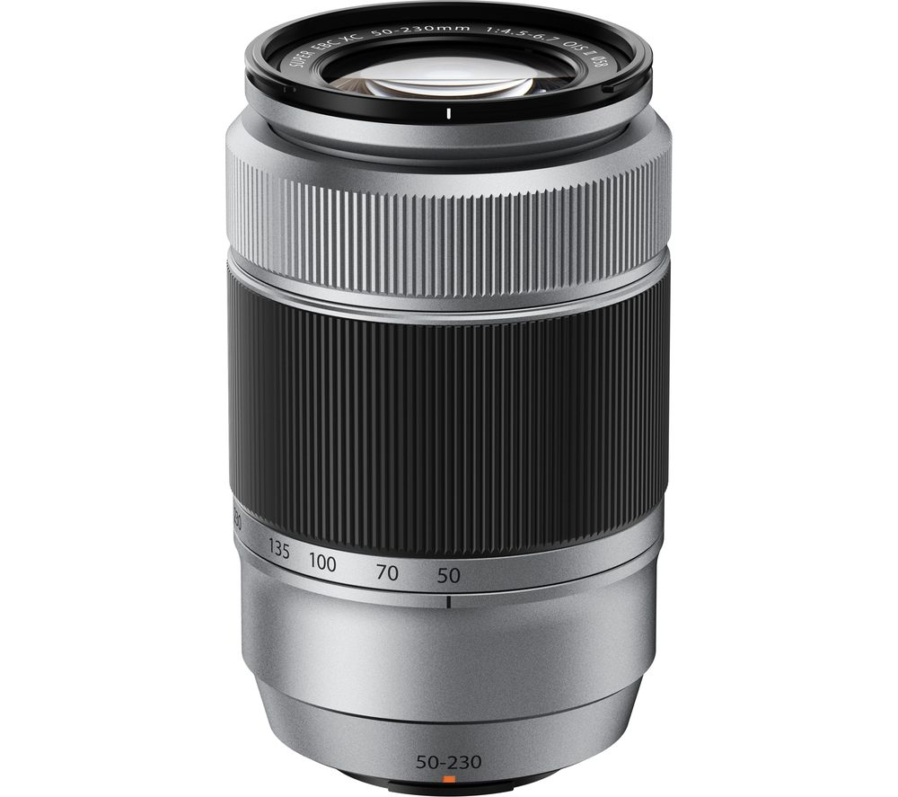 Cheapest price of FujiFilm XC f/4.5-6.7 50-230 mm Telephoto Zoom Lens in new is £254.00