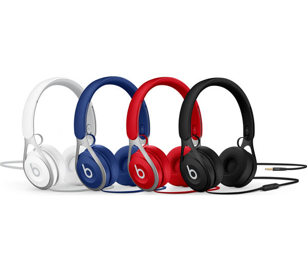 21b2ab12fef Buy BEATS EP Headphones - Red | Free Delivery | Currys