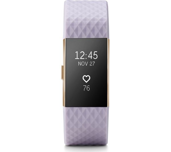 150423 Fitbit Charge 2 Lavender Rose Gold Large