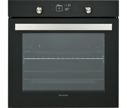 SHARP K-70V19BM2 Electric Oven - Black