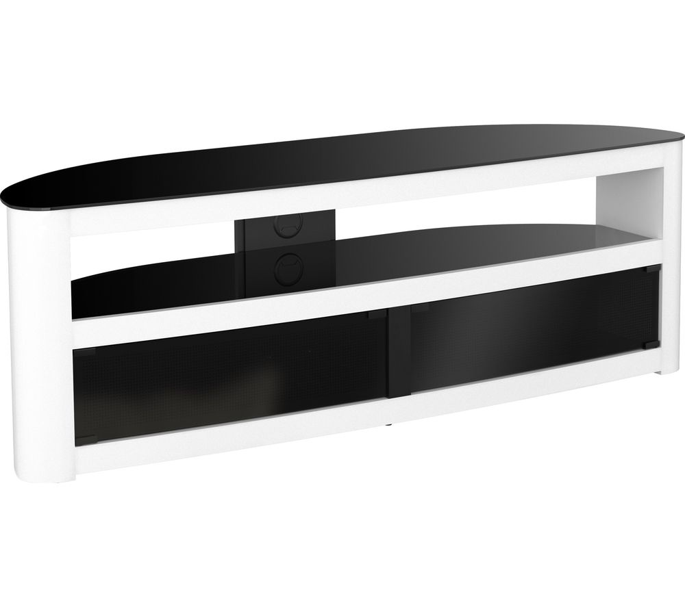 AVF Burghley 1500 TV Stand - White