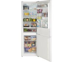 LEC TNF60188W 60/40 Fridge Freezer - White