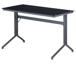 ALPHASON Splice Desk - Charcoal