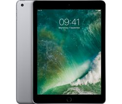 "APPLE 9.7"" iPad Cellular - 32 GB, Space Grey"