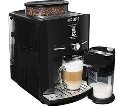KRUPS Espresseria EA8298 Bean to Cup Coffee Machine - Black