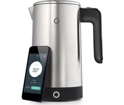 IKETTLE 3rd Generation Smart Jug Kettle - Stainless Steel