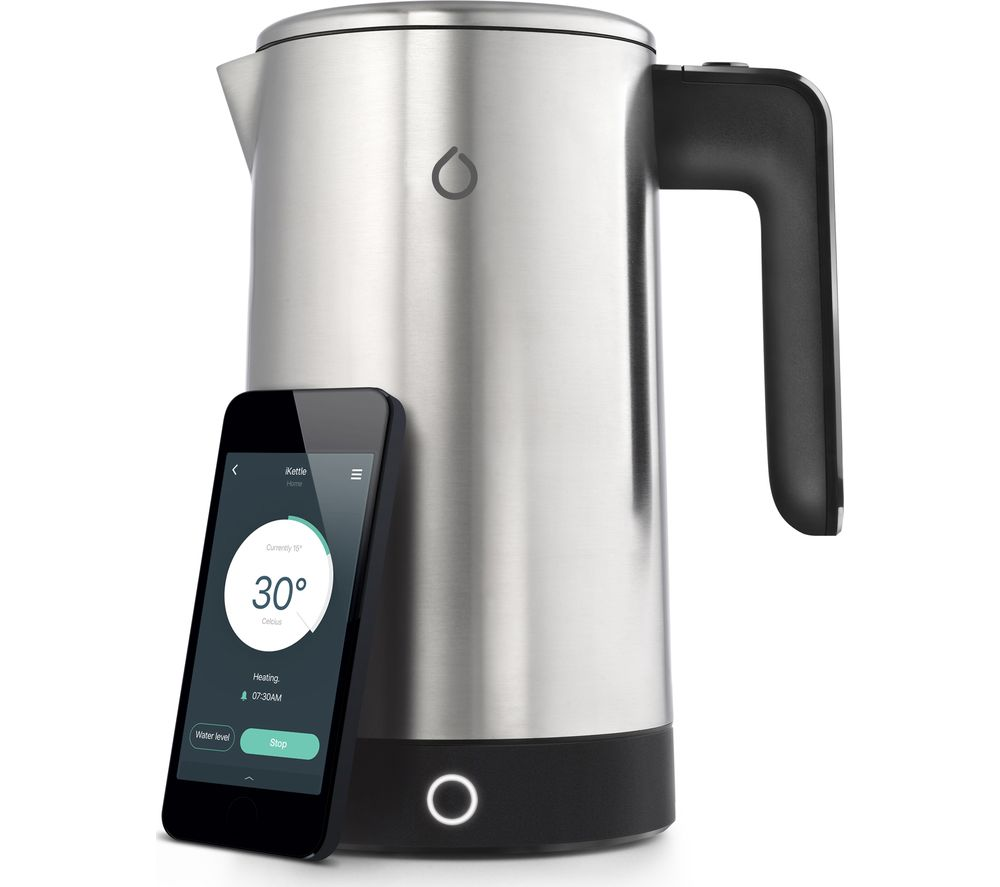 Compare retail prices of Ikettle 3rd Generation Smart Jug Kettle Stainless Steel to get the best deal online