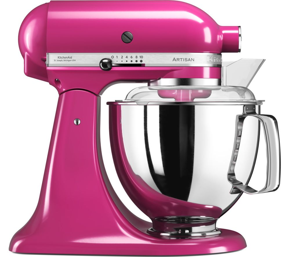 Kitchenaid 5ksm175psbcb Stand Mixer Cranberry Free Delivery Currys