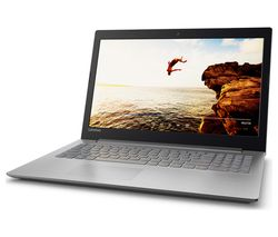 """LENOVO Ideapad 320 15.6"""" Laptop - Grey"""