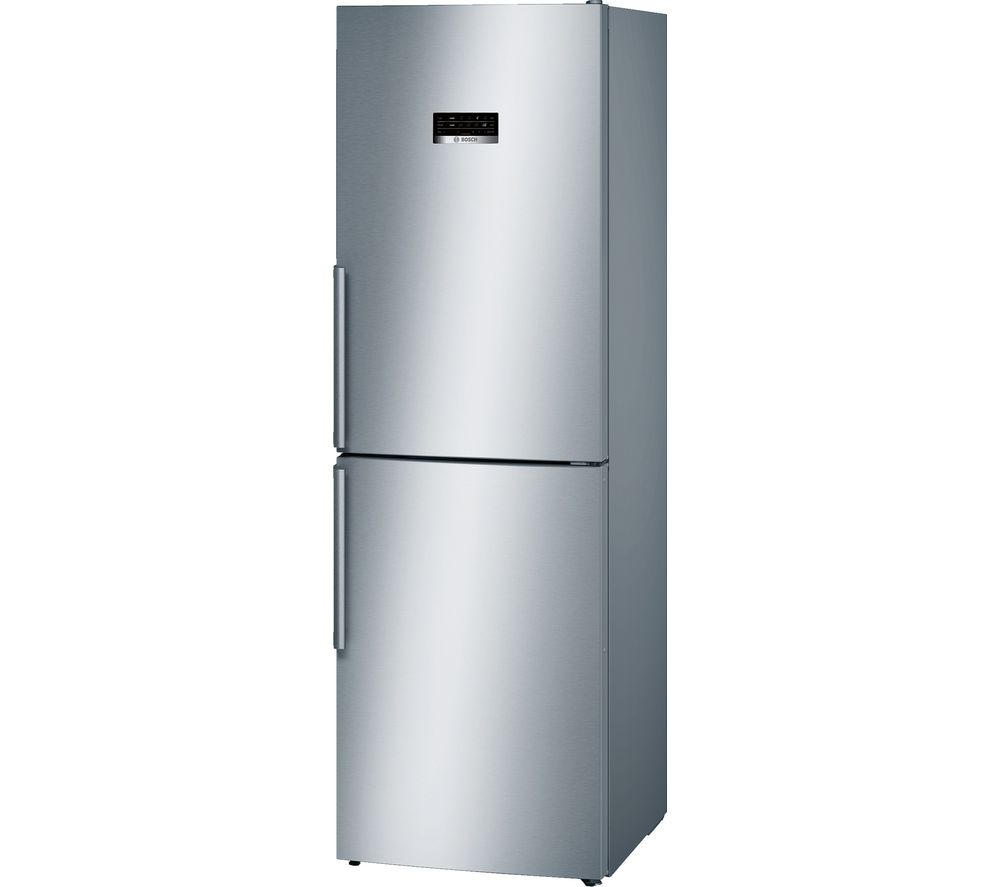 BOSCH KGN34XL35G 50 / 50 Fridge Freezer - Stainless Steel