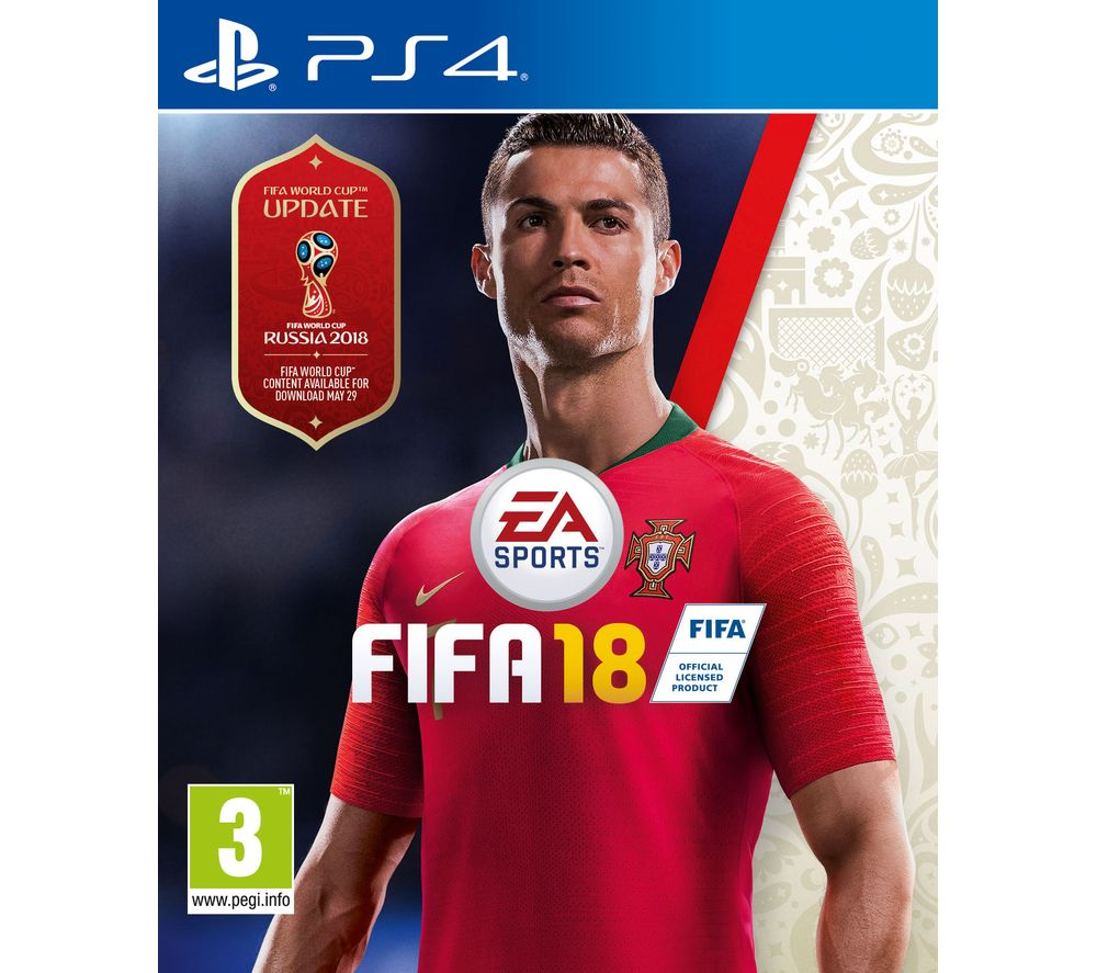 Compare prices for Playstation 4 FIFA 18