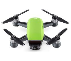 DJI Spark Drone Fly More Combo - Meadow Green