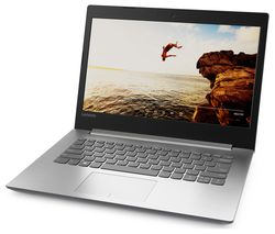 "LENOVO IdeaPad 320-14ISK 14"" Laptop - Platinum Grey"