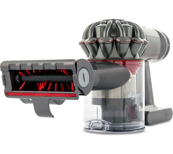 buy dyson v7 trigger handheld vacuum cleaner iron free. Black Bedroom Furniture Sets. Home Design Ideas