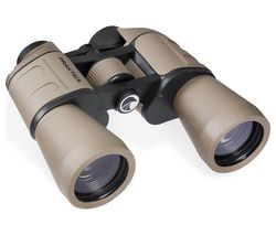 PRAKTICA Falcon UOF1250S 12 x 50 mm Binoculars - Sand