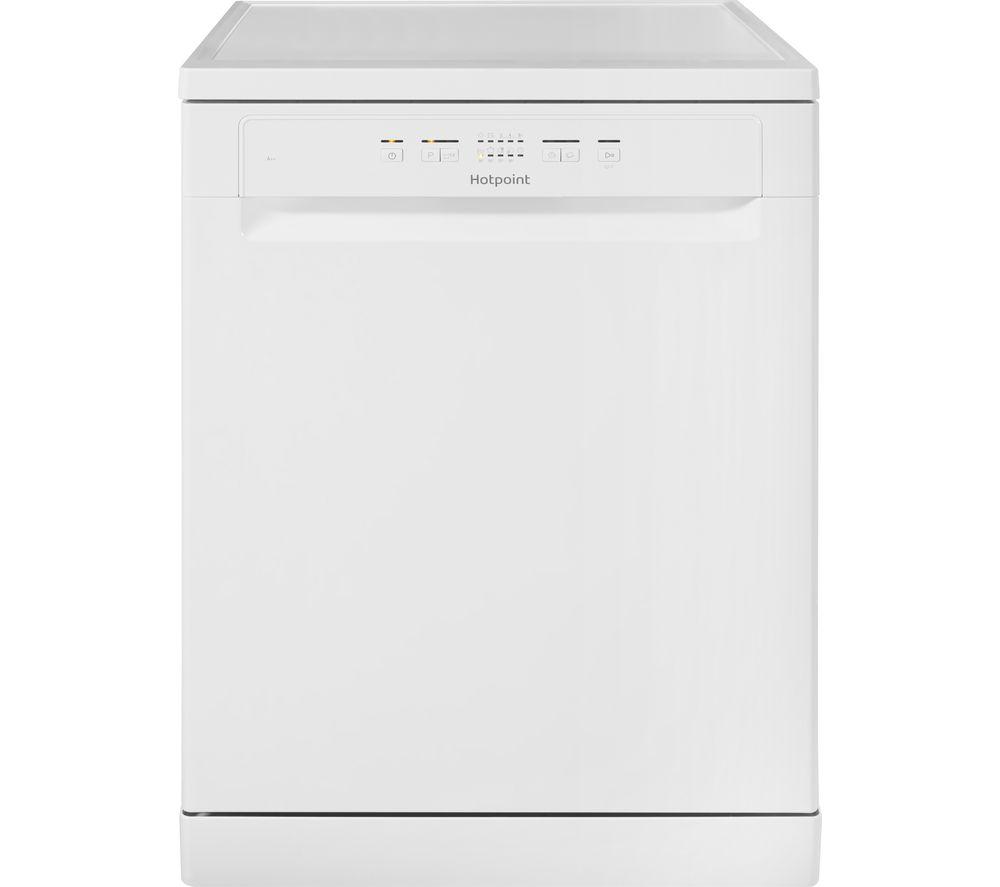 HOTPOINT HFC 2B+26 C Full-size Dishwasher - White
