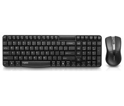 RAPOO X1800 Wireless Keyboard & Mouse Set