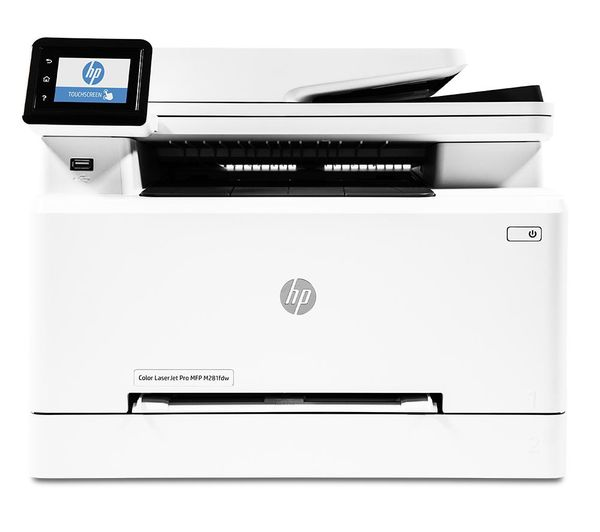 00285711d323 HP LaserJet Pro MFP M281fdw All-in-One Wireless Laser Printer with Fax